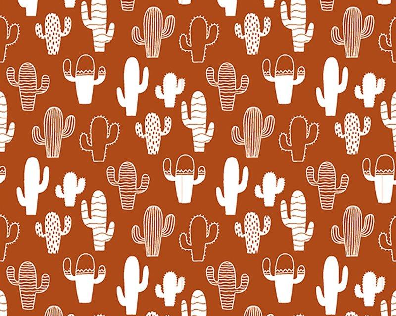 Cactus Cotton Poplin