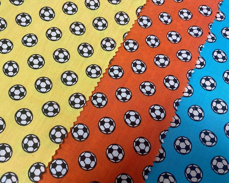 Football Cotton Poplin