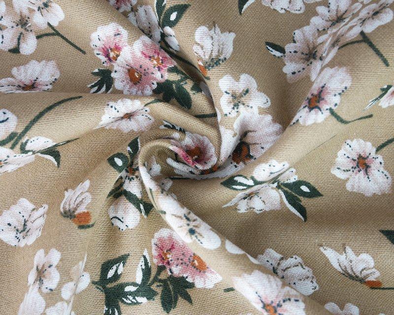 Peach Blossom Winceyette