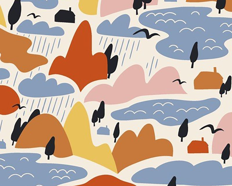 Little Johnny -  Rainy Mountains Digital Cotton