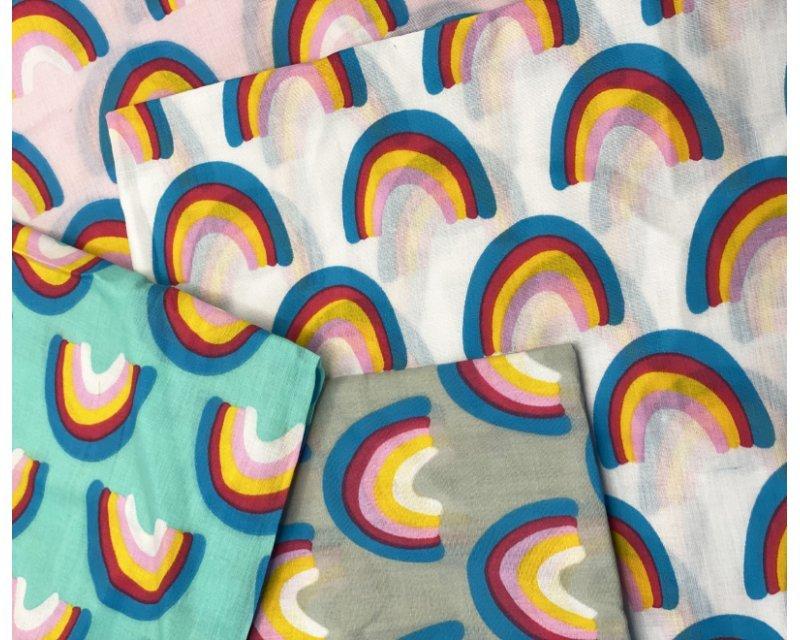 MP Rainbow Polycotton