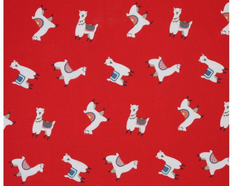 Sally Polycotton Llamas