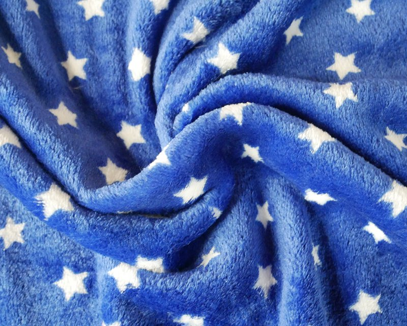 Cosy Stars Cuddle Fleece