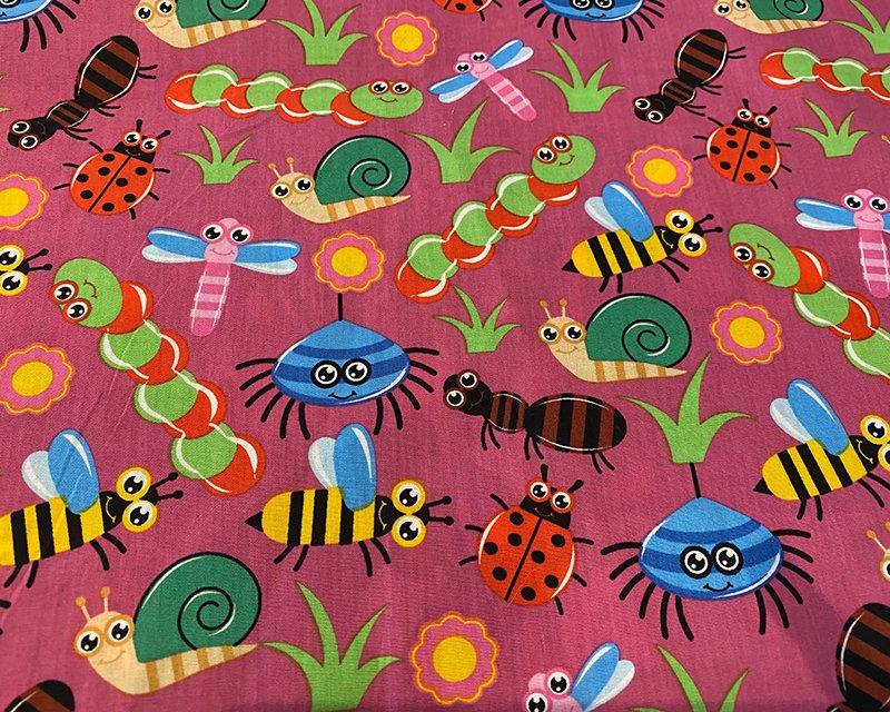 Bugs Cotton