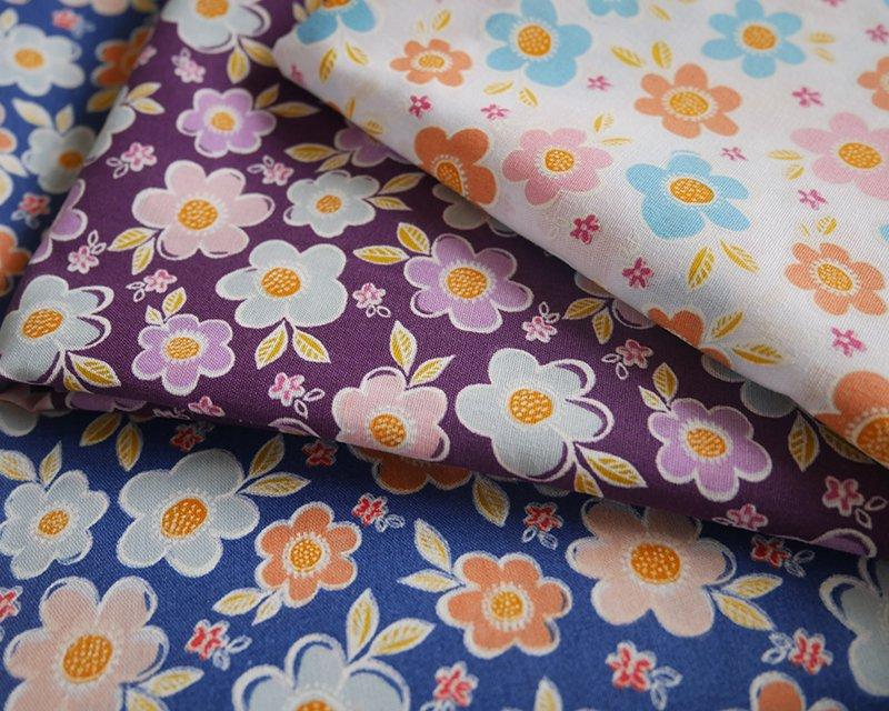 Sally Polycotton Summer Flowers