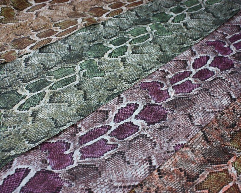 Reptile Matte Leatherette