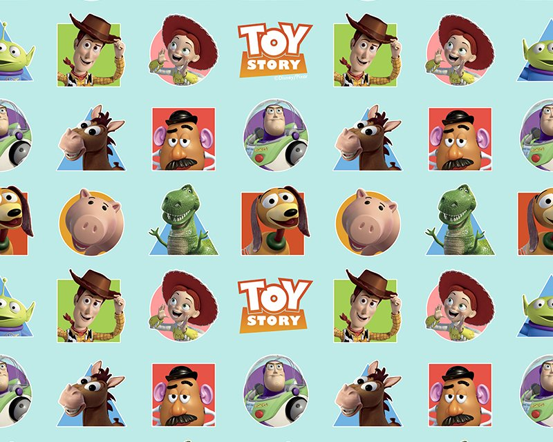 Little Johnny - Disney Toy Story Patches