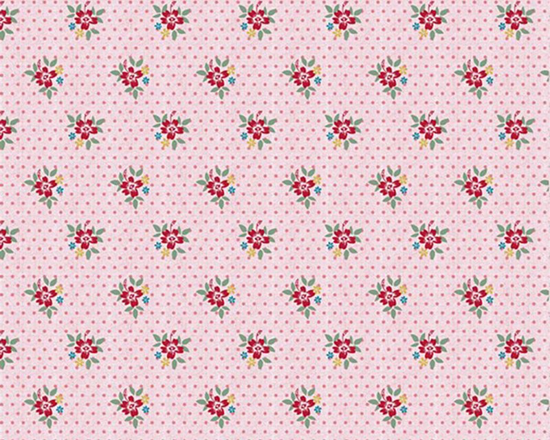 Ditsy Flower Cotton Jersey