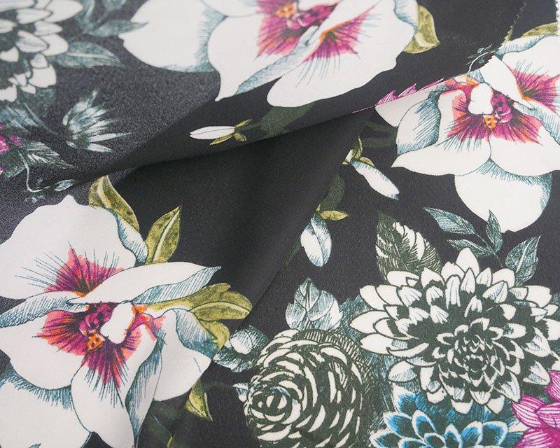Floral Georgette