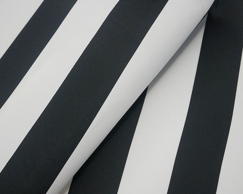 Stripe Sateen