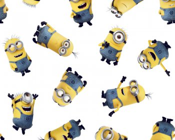 Little Johnny - Minions Gang Despicable Me Cotton