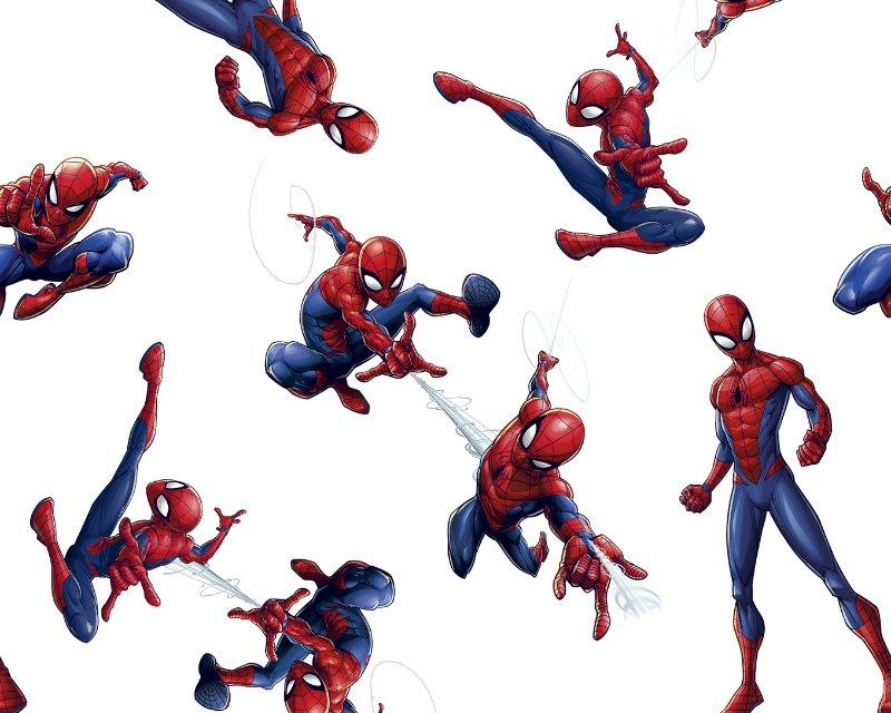 Little Johnny - Spiderman Figure Cotton