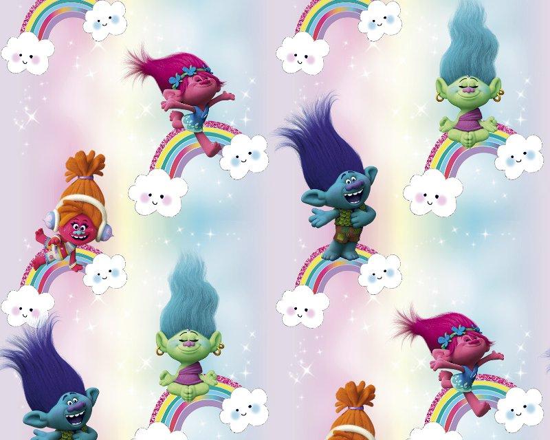 Little Johnny - Trolls Pop Rainbow Cotton