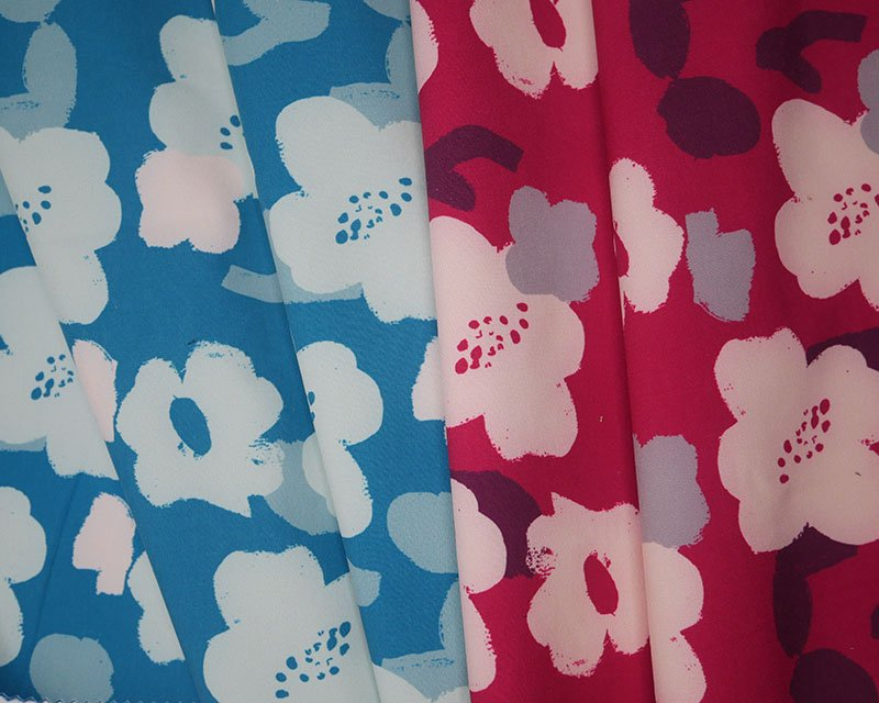 Floral Waterproof Soft Shell