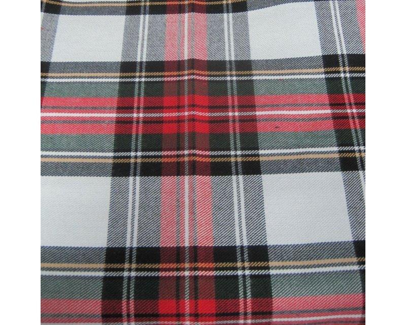 PolyViscose Tartan - Dress Stewart