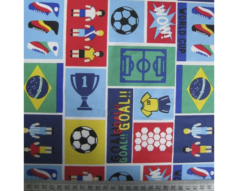Football Players Cotton