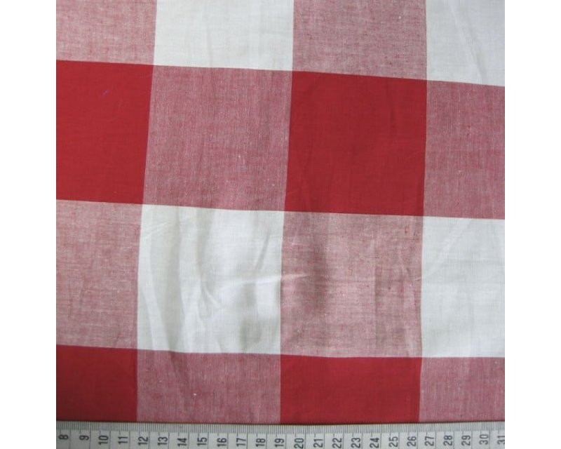 Large Cotton Gingham