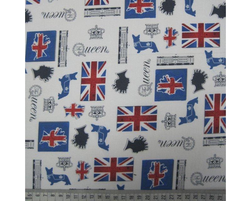 London Queen Cotton