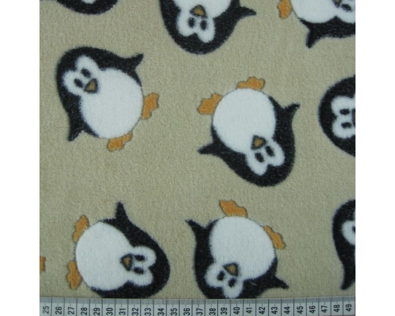 Penguins Jacq Cuddle Fleece