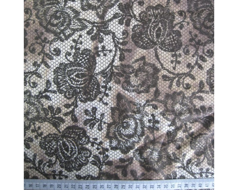 Printed Cotton Sateen