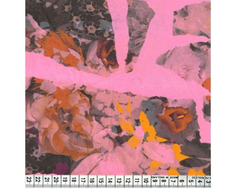 Printed Digital Georgette