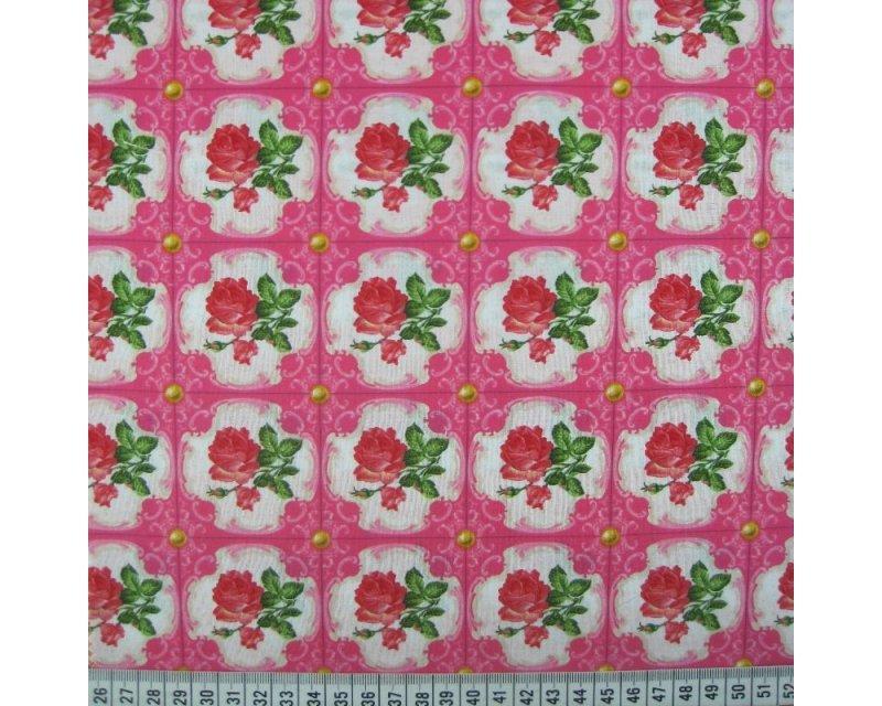 Rose SQ Cotton