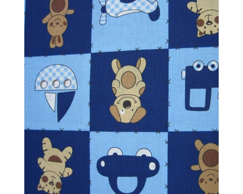Sq Kiddie Animal Cotton