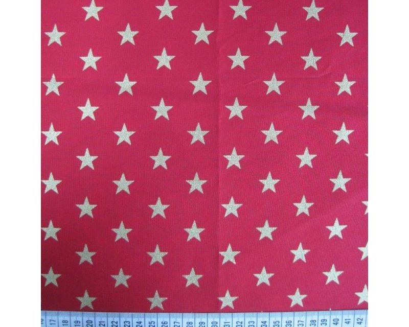 Xmas Lg Glitter Stars
