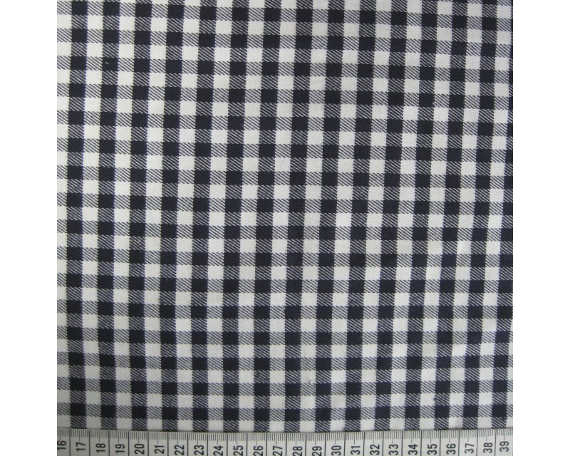 Gingham Brushed Cotton
