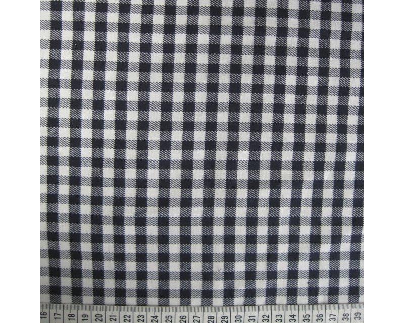 Gingham Brushed Cotton