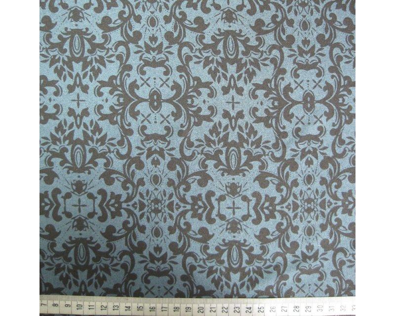 Printed Crepe De Chine